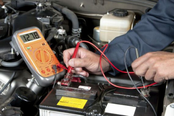 Electrical System Testing - Sensor - Relay - Ignition - Starter - Battery