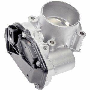 Electronic Throttle Body-Rough Engine Idle