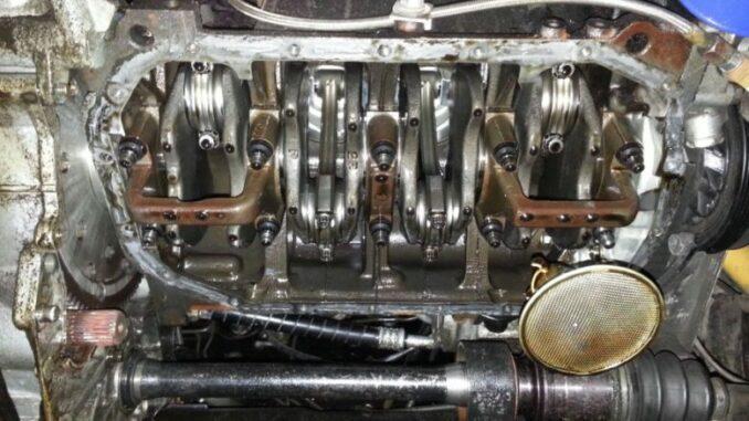 Engine Bottom End