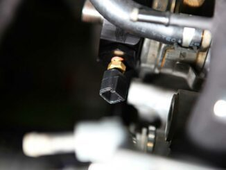 Engine Coolant Temperature Sensor (ECT) Replacement