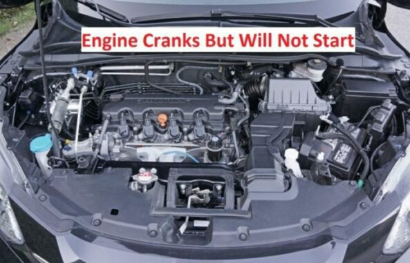 Engine Turns Over But Will Not Start - What Things Should You Check