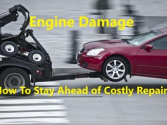 Engine Damage - Look For Gradual Deterioration Before It's Too Late