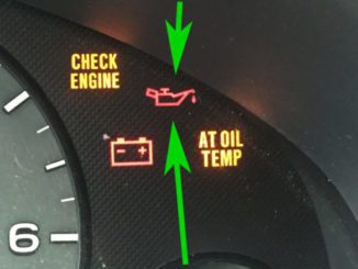 Engine Oil Consumption-Engine Oil Level