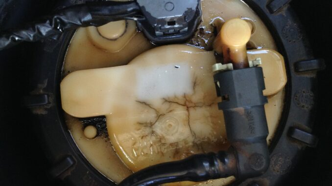 Fuel Pump Issues - Cracking And Leaking