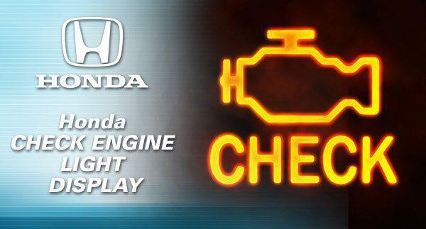 OBD1 - Engine Trouble Code Information For Honda 95 & Earlier Models