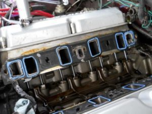 Intake Manifold Leak