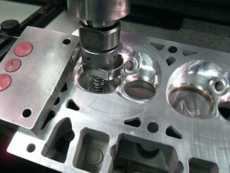Machining New Valve Seats