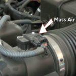 Mass Airflow Sensor-Rough Engine Idle