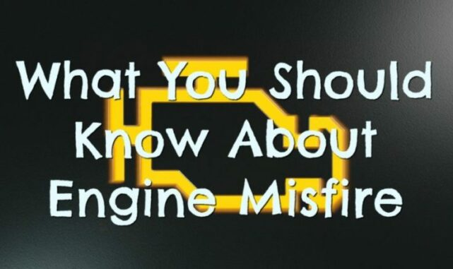 Misfires - Are Caused By Loss Of Spark, Compression Or Air/Fuel Mixture