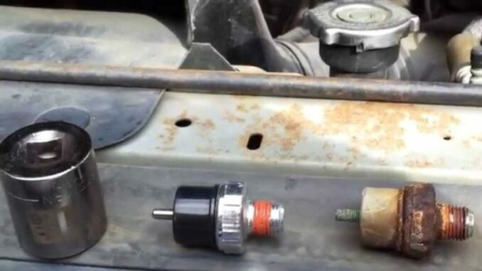 Low Oil Pressure - Troubleshooting The Causes Of Low Oil