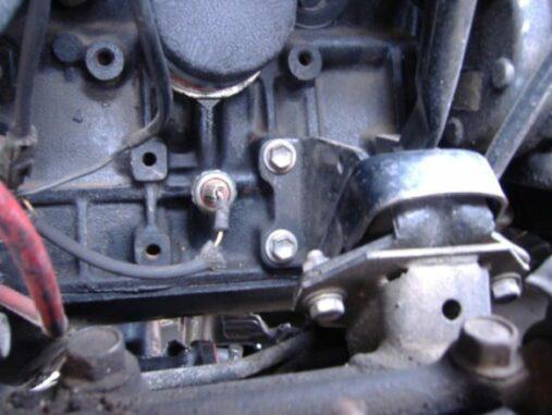 Oil Pressure Sensor