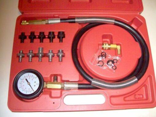 Oil Pressure Testing Gauge
