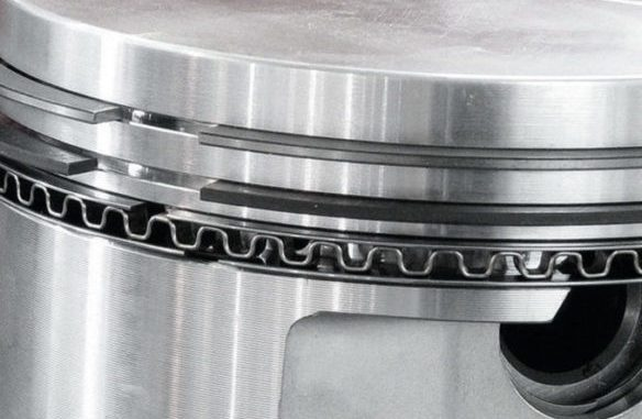 Piston Rings - Seal The Combustion Chamber While Dissipating Heat