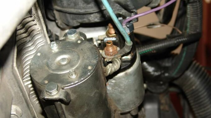 Starter Motor Problems >> Starter Problems What Do You Hear When You Try To Start