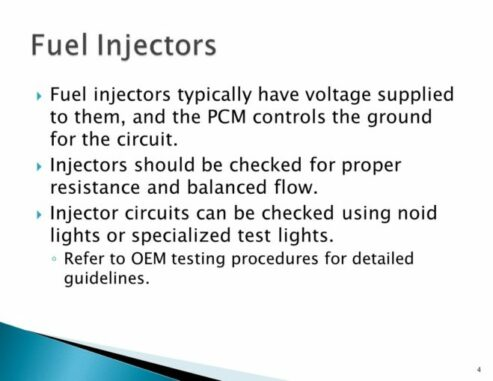 Noid Light - How To Test Fuel Injectors Using A Noid Light