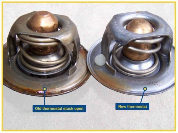 Bad Radiator Cap Symptoms >> Thermostat Issues Is Your Coolant Flowing Properly