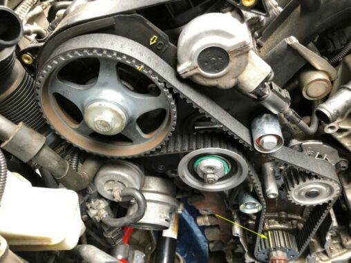 Timing Belts-Chains Or Gears - All Do The Same Thing