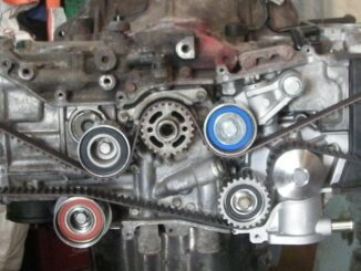 Timing Belts-Chains Or Gears
