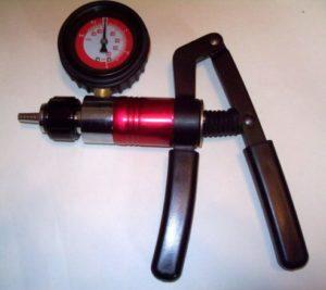 Vacuum-Pressure Pump