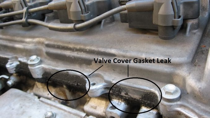 Engine Oil Leaks-Finding And Fixing Them