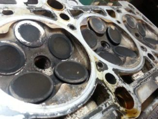 Automotive Engine Valves Leaking