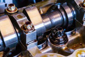 (OHC) Engine Valves Run On Buckets