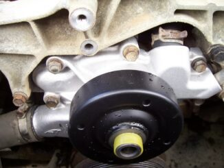Water Pump Making Noise