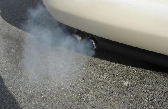 White Exhaust Smoke