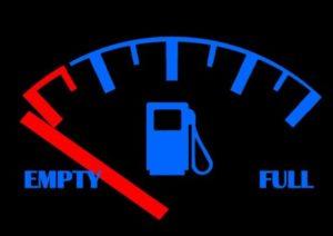 No Fuel On Gas Gauge