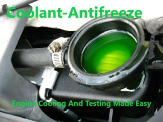 Coolant Antifreeze - Engine Cooling And Testing Made Easy
