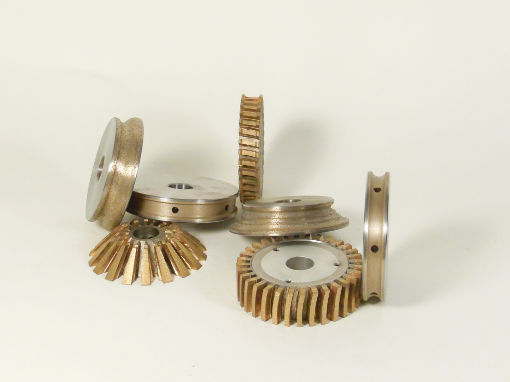 CNC Edging Wheels