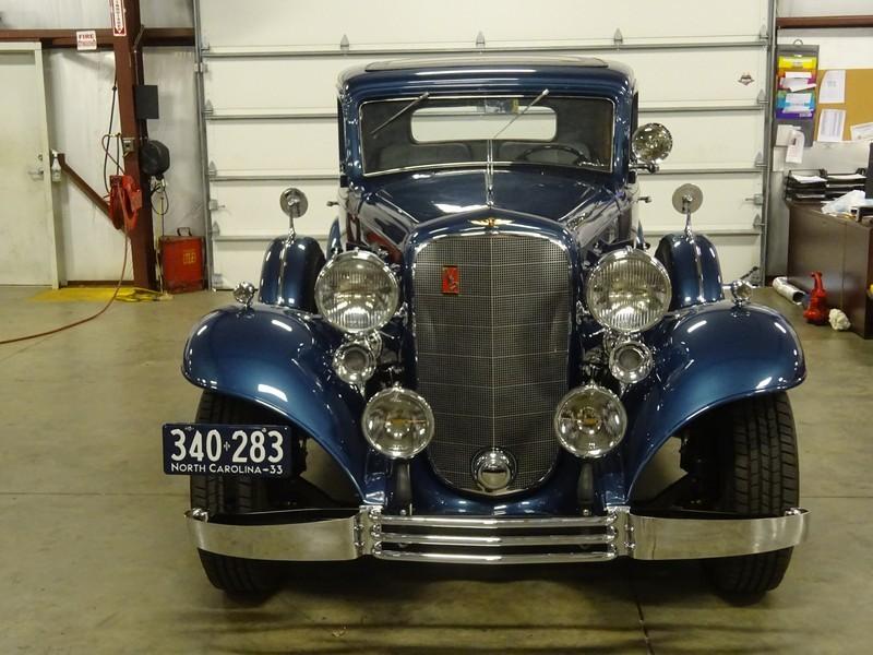 1933 Cadillac 370C Twelve