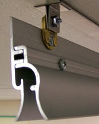 Fuse Links used with Data Center Curtain track systems