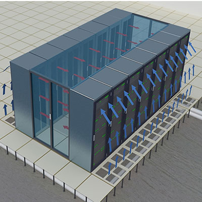 Hot Aisle Containment Considerations Amp Solutions