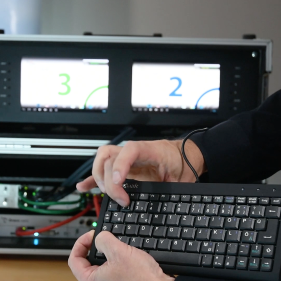 IHSE Demo IHSE UHD-KVM Matrix Switch and Extender Product Overview with Demo THUMBNAIL