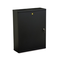 Kendall Howard Enclosed V-Rack Cabinet