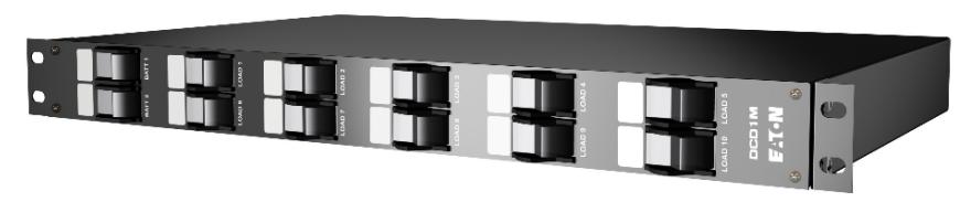 Eaton 3G DC Distribution Module - DCD1M Series