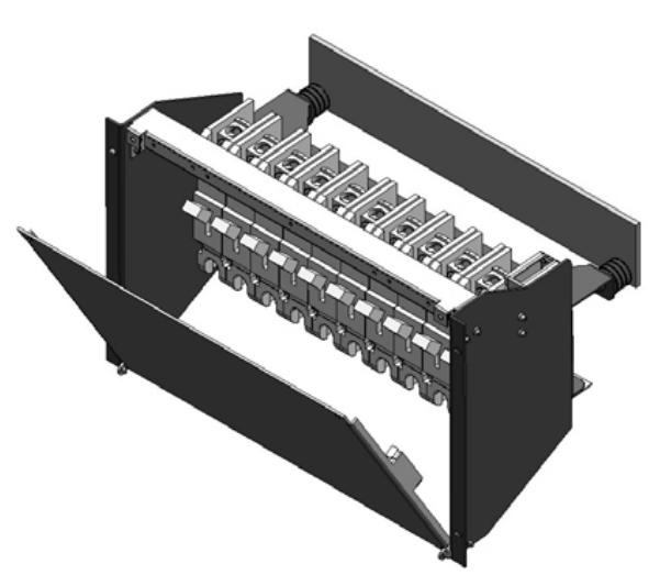 Eaton DCB1000 MCCB Distribution Module