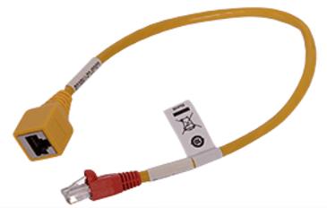 Raritan-serial rollover cables
