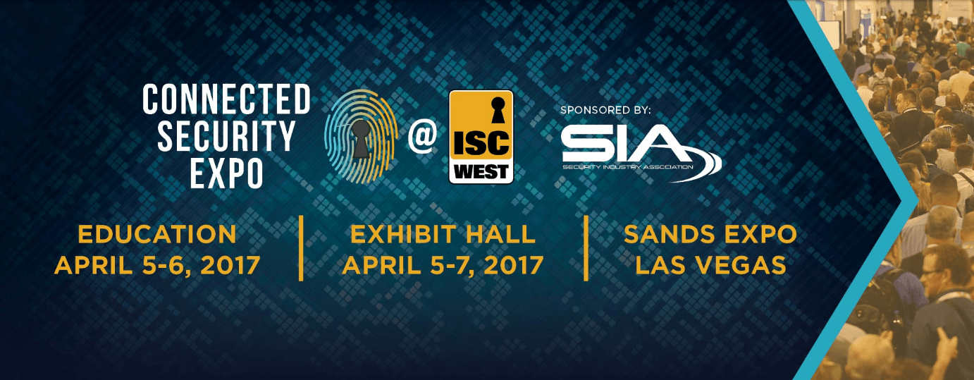 connected security expo isc 2017