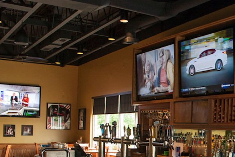 sports bar boston kramer 42u data center solutions