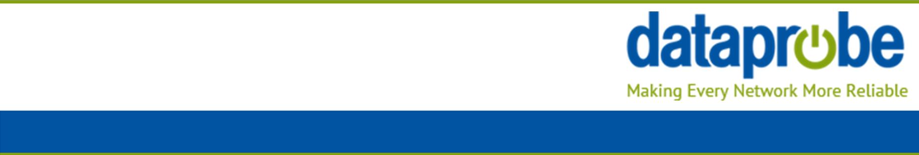 dataprobe banner
