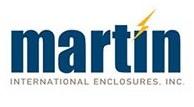 Martin International Enclosures logo