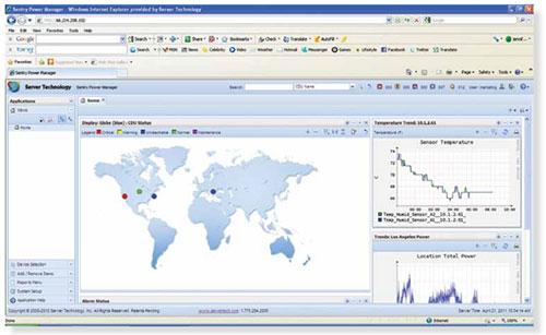 Manage Data Center Power