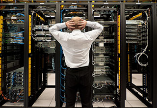 Data Centers can be noisy places
