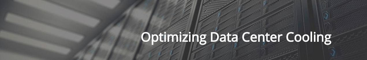 upsite banner optimizing data center cooling