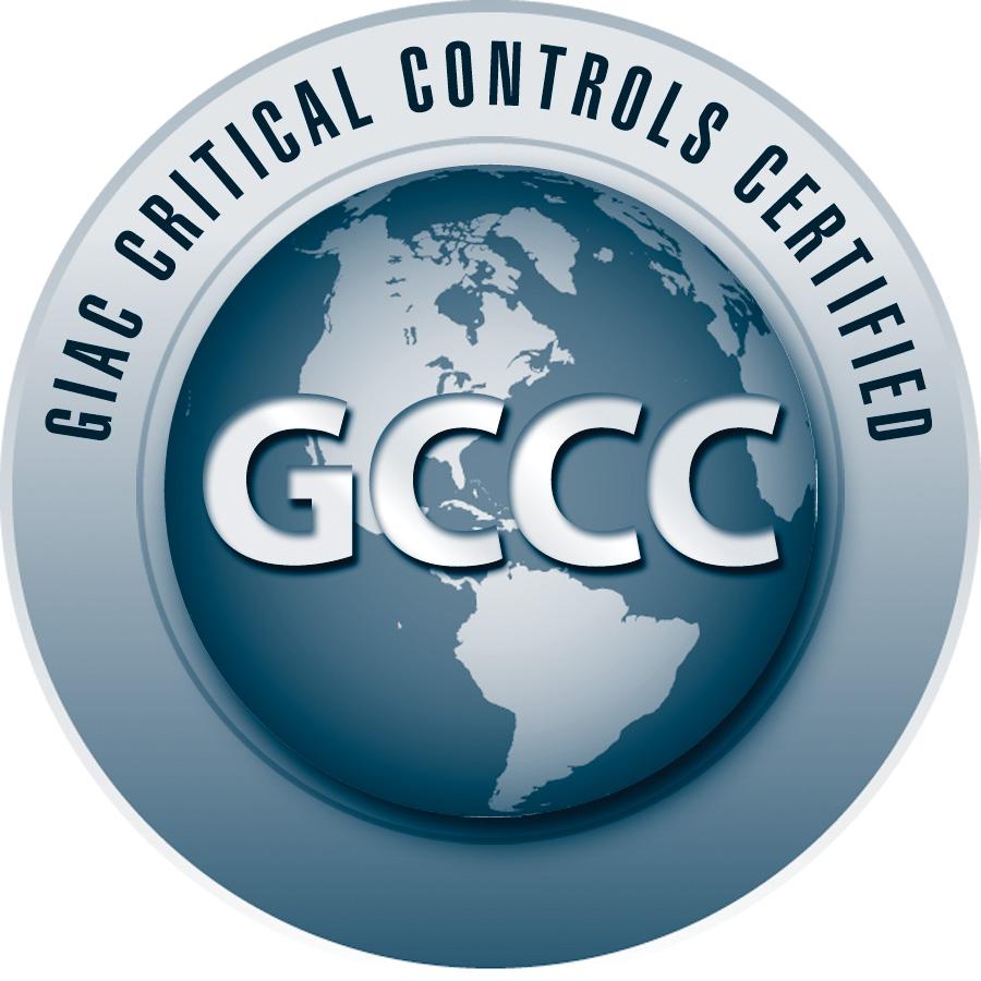 GIAC Critical Controls Certified - Wael Lahoud