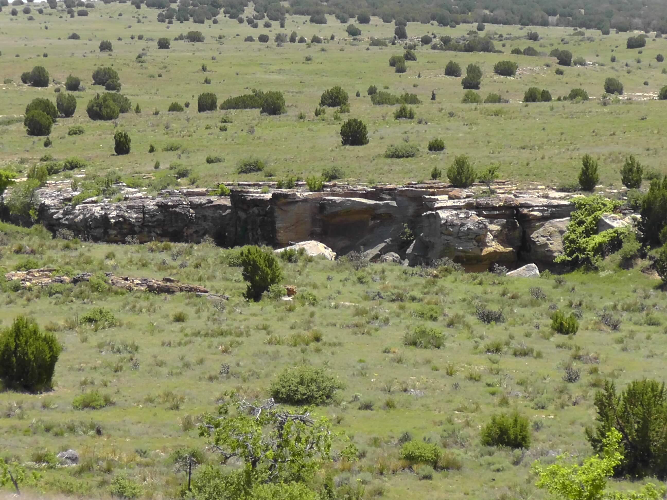 Black Mesa State Park, OK