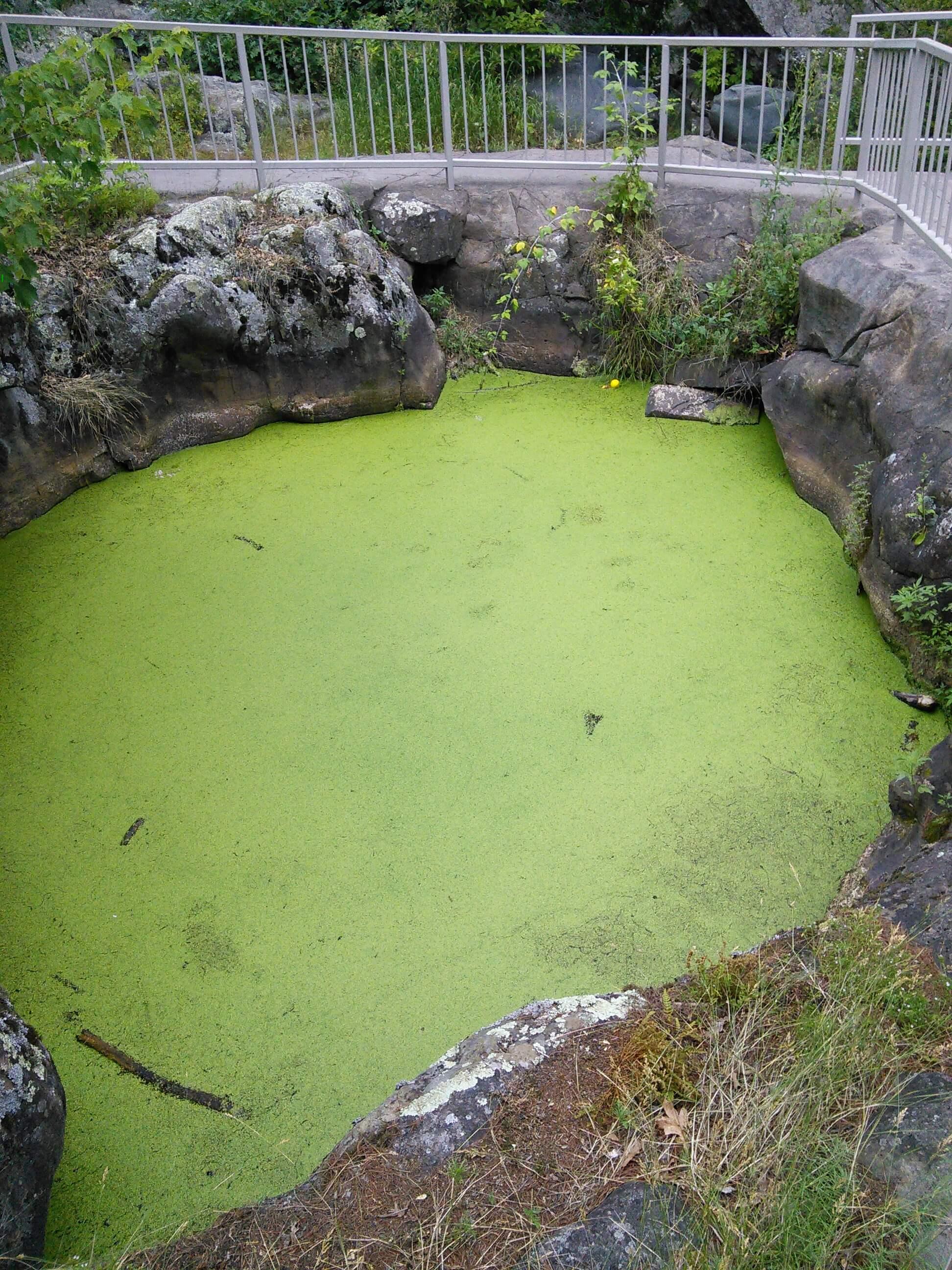 Pothole, Minnesota Interstate State Park