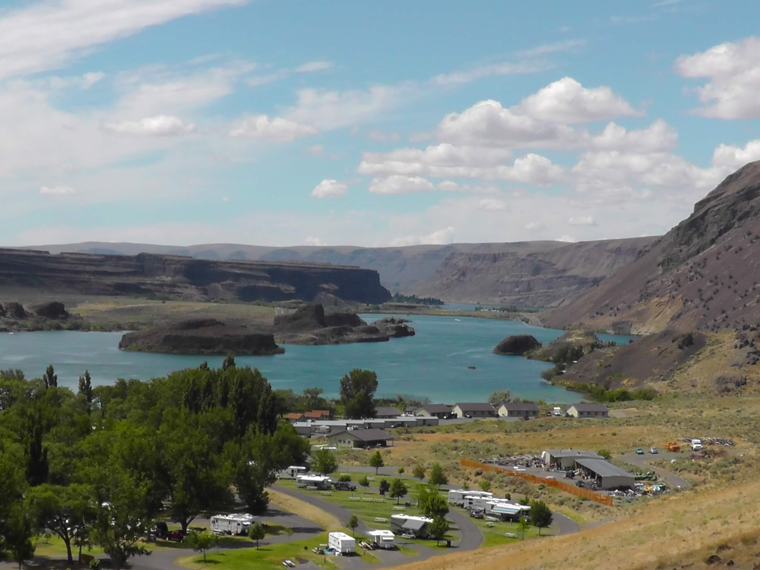 Grand Coulee, Washington